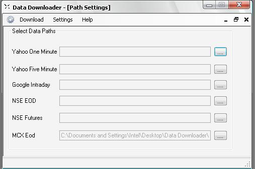Free forex eod data downloader