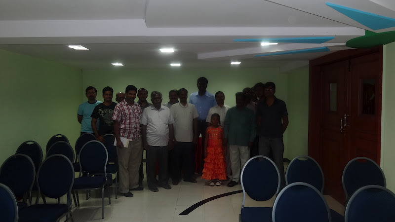 Marketcalls - Chennai Meetup Photo - Gallery