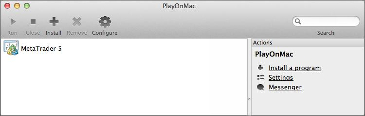 MT5 PlayonMAC17