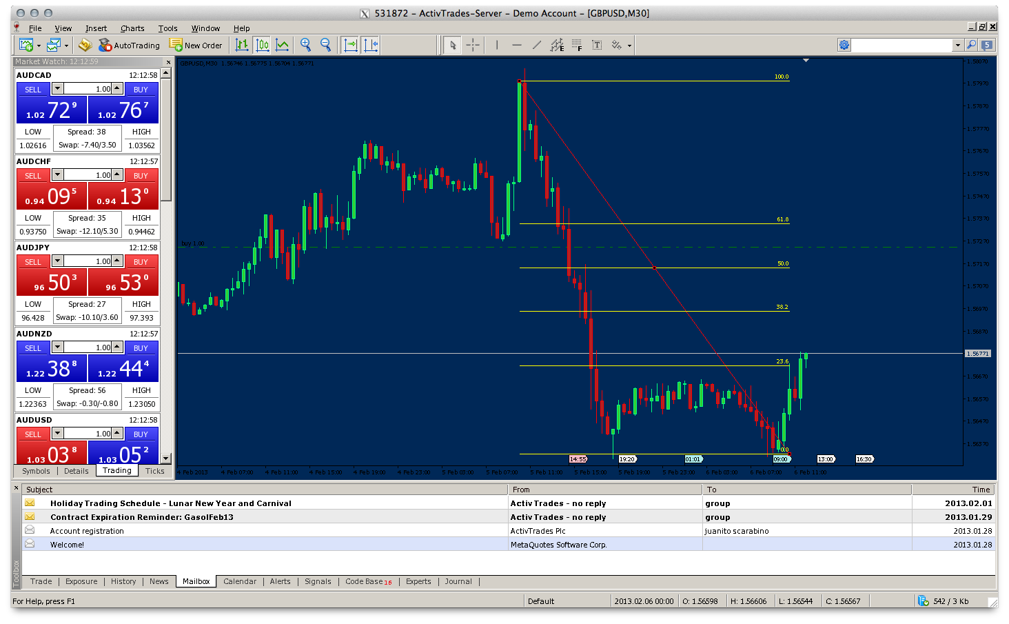 Metatrader 5 Mac Os X Download