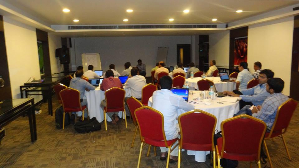 Marketcalls Workshop3