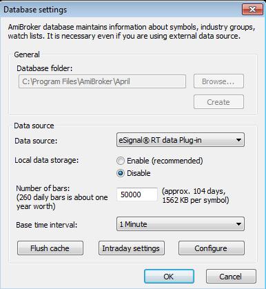 Delete the data