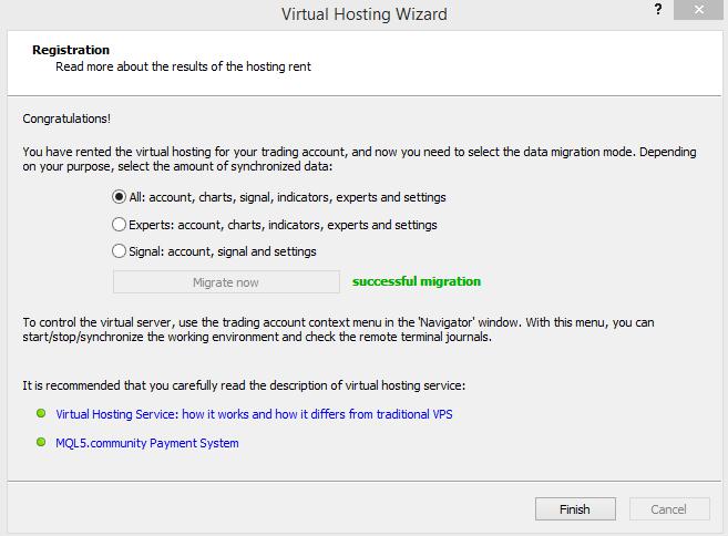 Virtual Hosting Wizard 2