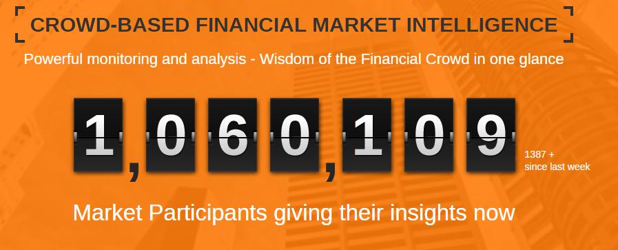 Crowd Based Financial Intelligence