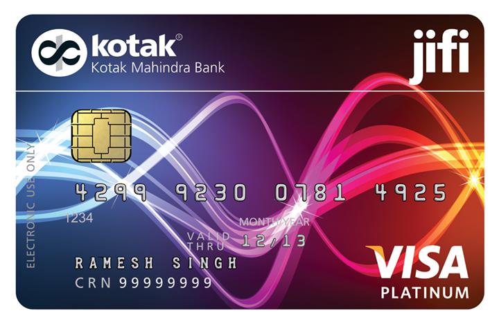 Kotak Platinum Debit Card
