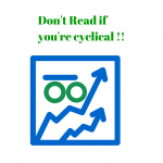 Don't Read if you're cyclical